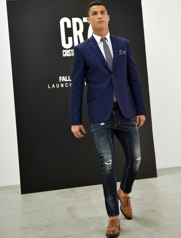 Soccer Style Guide Dress Like Ronaldo