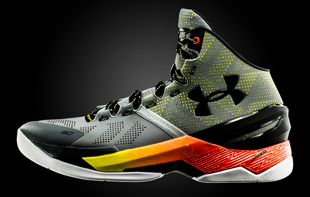 Stephen Curry s second signature shoe will release in China first ... 683b9971b