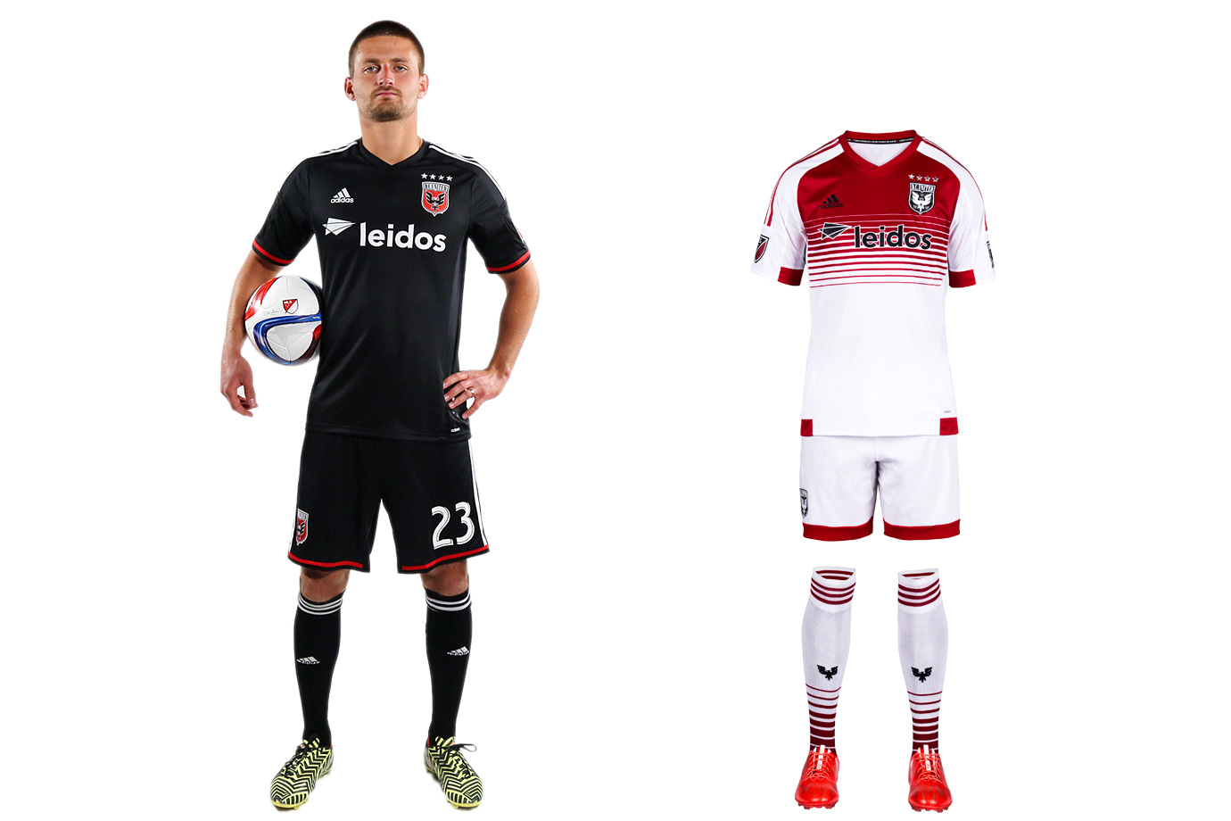 D.C. United uniform
