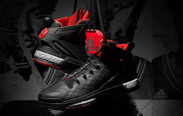 derrick rose tennis shoes