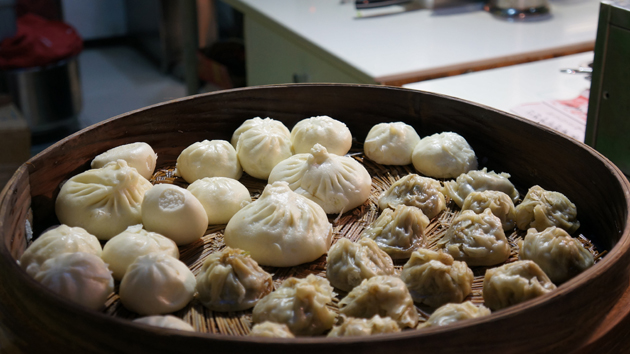 Dumplings, anyone?