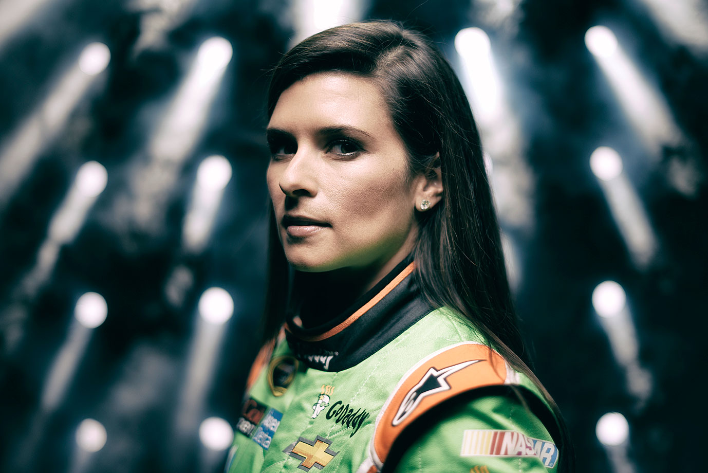 Danica Patrick is the most successful woman in the history of American open-wheel racing—her win in the 2008 Indy Japan 300 is the only women's victory in an IndyCar Series race and her third place in the 2009 Indianapolis 500 the highest finish there ever by a woman. In 2013, she became the first female NASCAR driver to win a Sprint Cup Series pole, turning in the fastest qualifying lap since 1990 - qualifying for the Daytona 500.