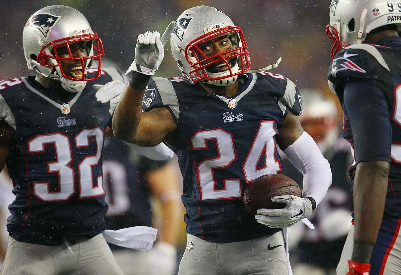 Old team: Patriots; New team: Jets