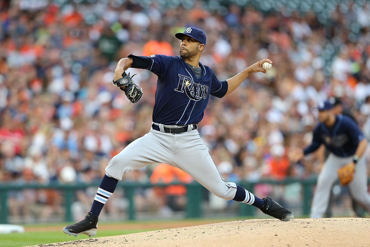 In a three-team trade, the Rays traded their ace lefthander Price to Detroit just minutes before the deadline.  The 2012 AL Cy Young winner was 11-8 with a 3.11 ERA and a major-league-best 189 strikeouts when traded.  Smyly was 6-9 with a 3.93 ERA in 18 starts and three relief appearances for Detroit. Franklin, a first-round pick in 2009, was hitting .294 at Triple A after struggling to a .128 average with the Mariners.  Shortstop Willy Adames was one of the Tigers' top prospects.