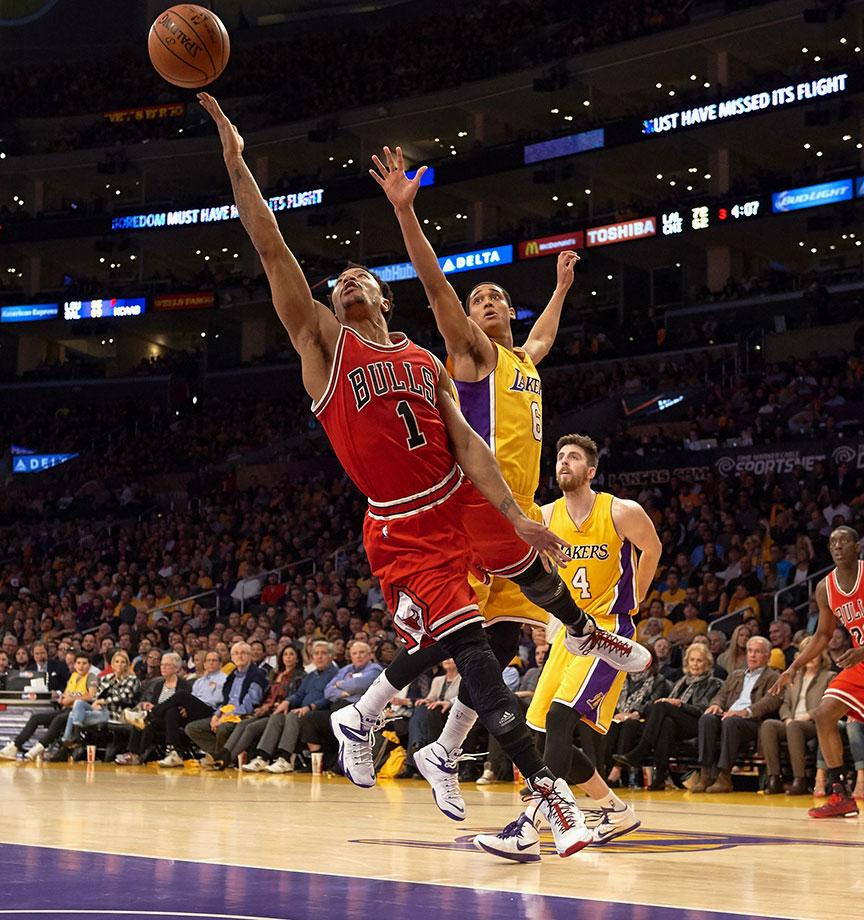 Bulls | Guard | Last year: 23