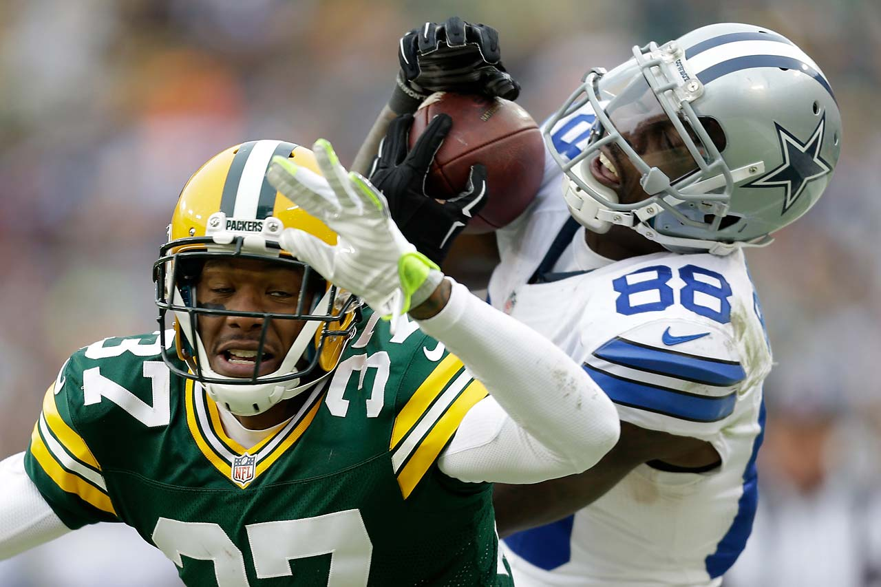 Dez Bryant Dallas Cowboys remain incredulous after loss to Green