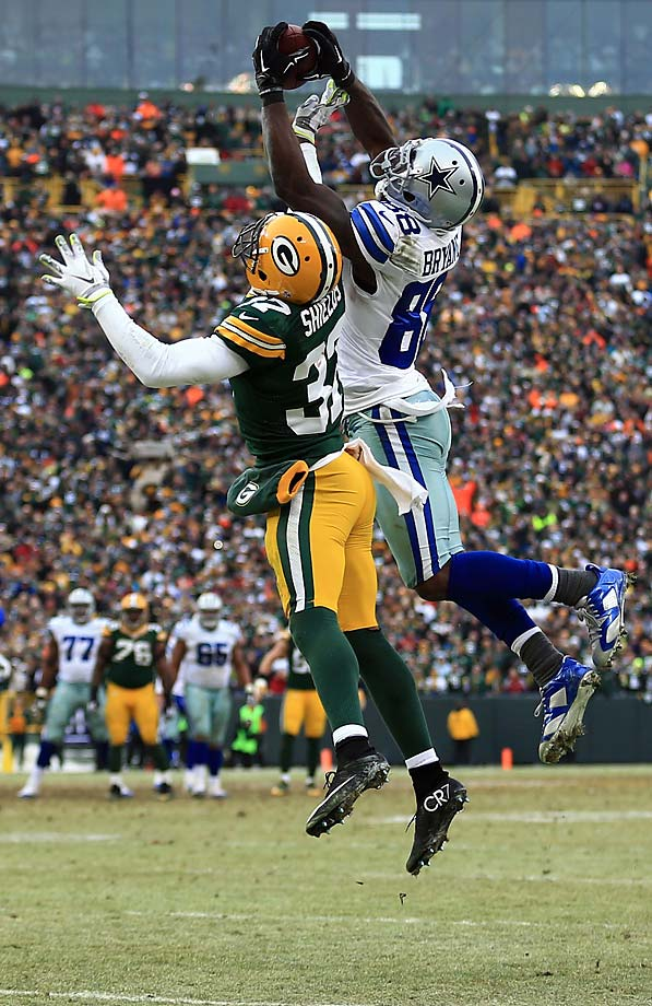 Dez Bryant Catch Cowboys Wr Has Catch Overturned Vs Packers