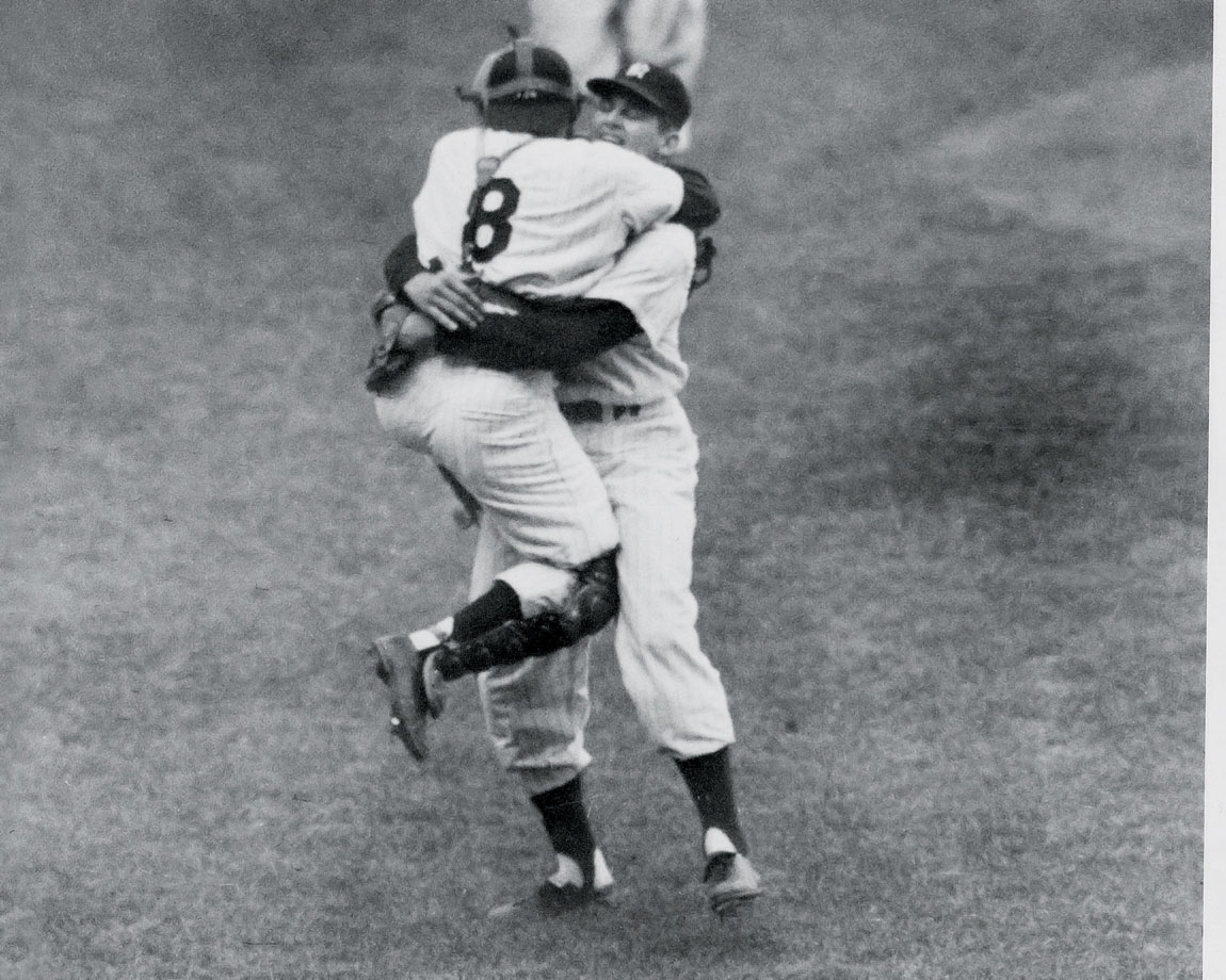The Yankees and Orioles completed an 17-player deal that swapped mostly inconsequential players, but did deliver Don Larsen to New York. Larsen would famously go on to pitch the only perfect game in World Series history, in 1956. The trade also involved Gus Triandos, who was a three-time All-Star in Baltimore.