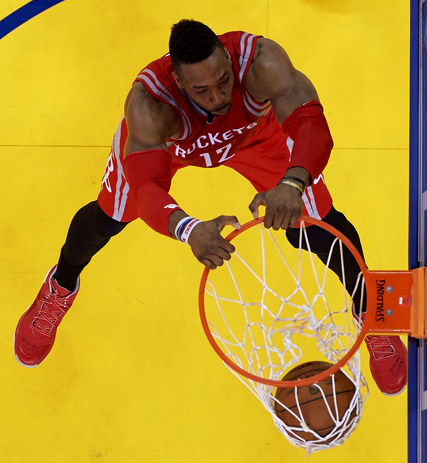 Rockets | Center | Last year: 9