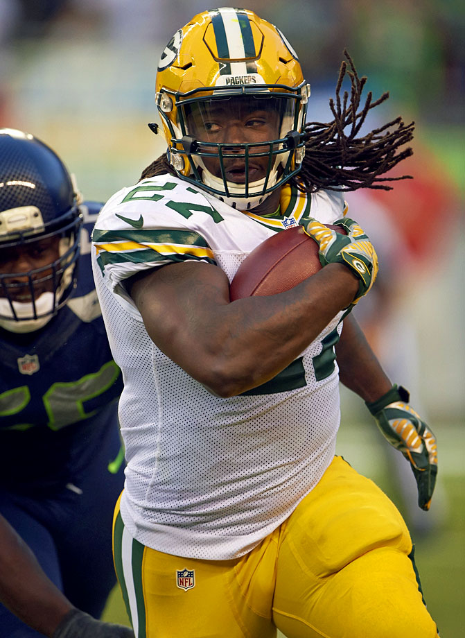 After a slow start, Lacy finished as fantasy's No. 6 running back in 2014. Next year could be even better.
