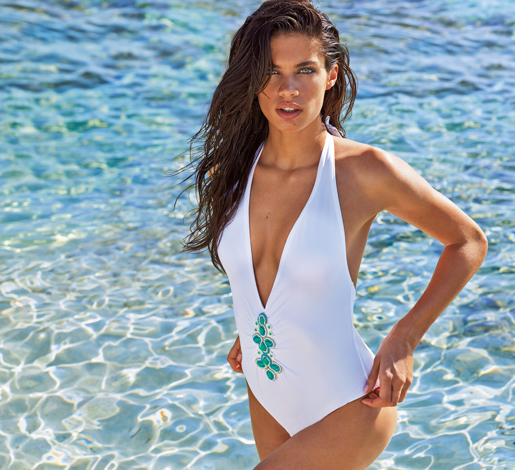 Sara Sampaio for Calzedonia