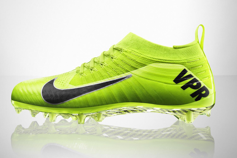 Nike Flyknit Vapor (Photos courtesy of Nike, Inc.)
