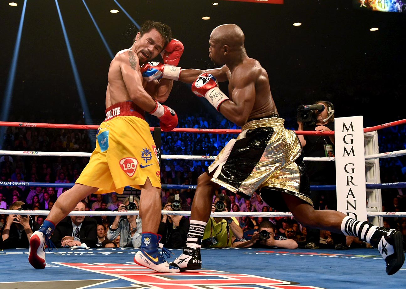 If Floyd Mayweather is to be believed (remember, he originally retired in 2008, only to return), then his Sept. 12 bout against Andre Berto was the last of his illustrious career. The 38-year-old Mayweather finished boxing with a sterling 49-0 record.