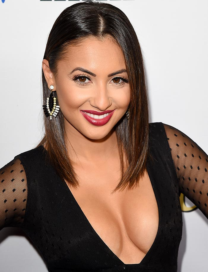 Francia Raisa: Lovely Lady of the Day | SI.com