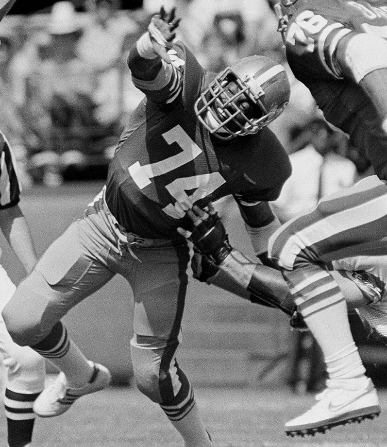 November 13, 1983 — San Francisco 49ers vs. New Orleans Saints