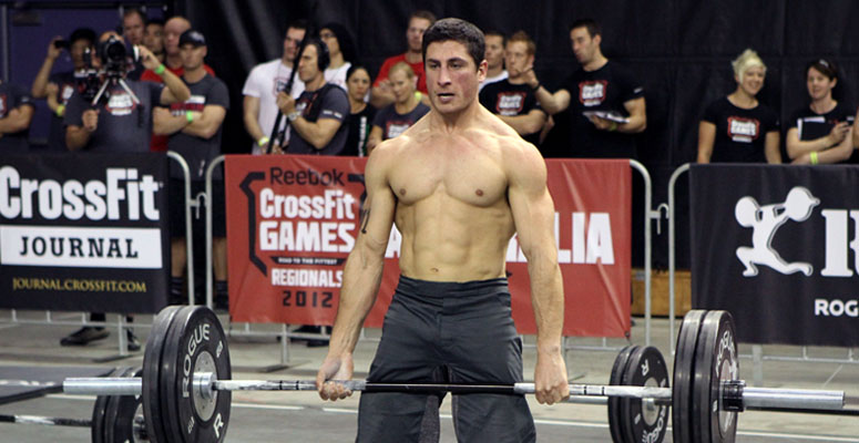 Three-time CrossFit Games competitor and reigning Australia Regional champion, Forte finished 33rd overall at last year's Games. The 27-year-old has changed his training regimen this year in hopes of making it to the podium.