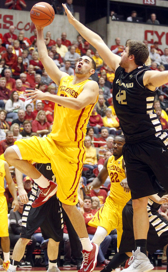 Niang is the do-it-all forward for the Cyclones. Named first-team All-Big 12 by The Associated Press, Niang averaged over 15 points, five rebounds and three assists this season. The play of Niang and his backcourt counterpart Monte Morris could carry Iowa State deep into the tournament.