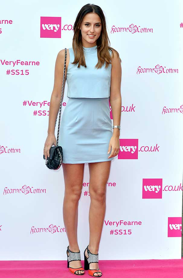 Lucy Watson :: Getty Images
