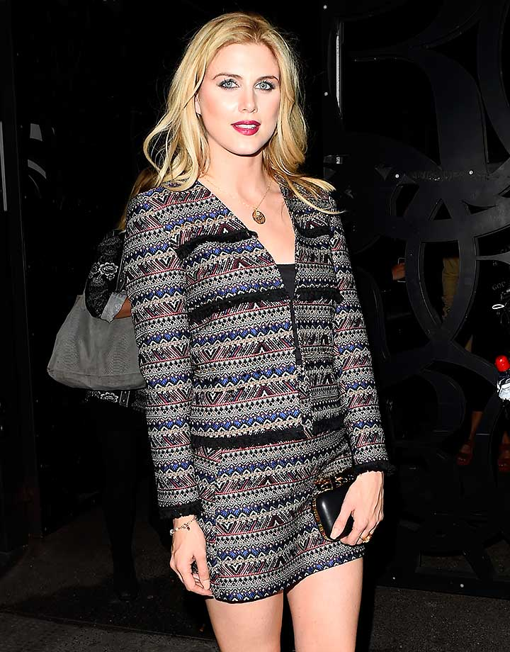 Ashley James :: Getty Images