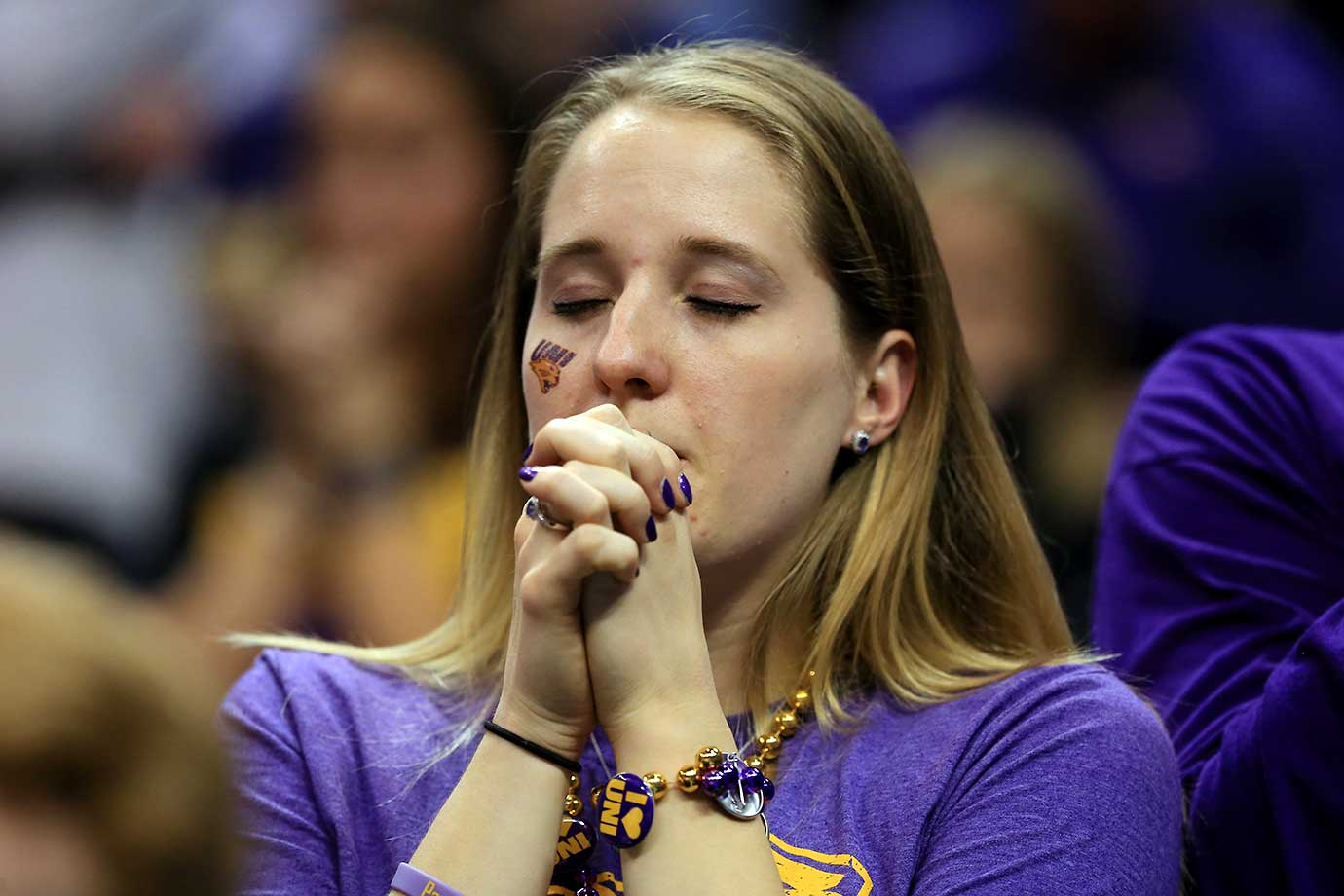 Texas A&M used a 14-2 run in the final 34 seconds to ruin the hopes and prayers of Northern Iowa fans.