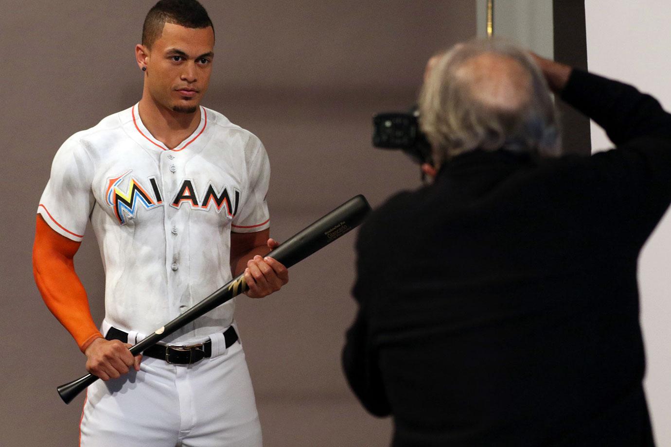 Sports Illustrated: Giancarlo Stanton is MLB's model slugger | SI.com