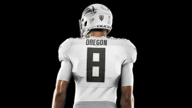more photos a0434 c965c Why Oregon's new uniforms mean Ducks are going to lose the ...