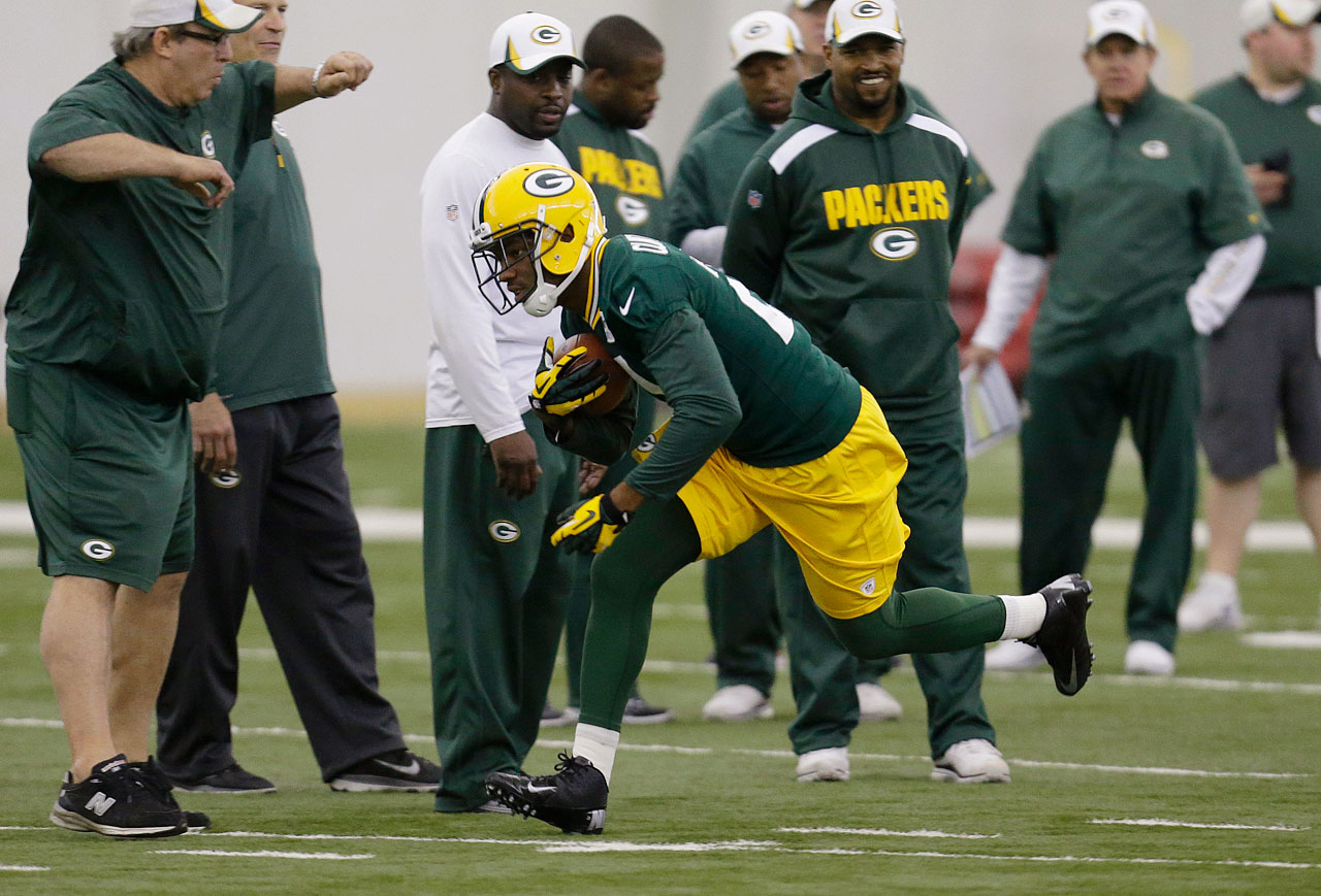 At a glance, Ha Ha Clinton-Dix's name elicits chuckles.  However, when standing face-to-face with him, laughter is among the absolute last things coming to the minds of his opponents.  The former Alabama safety gained notoriety in college with his bone-crunching hits and now can use the time he has in training camp to show why head coach Mike McCarthy should allow him to play as much as possible this season for the Packers.