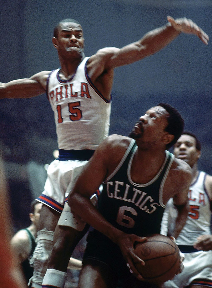 He was much more than Wilt Chamberlain's favorite Philly teammate. He was a 10-time All-Star with a sweet J and tenacious defensive chops.