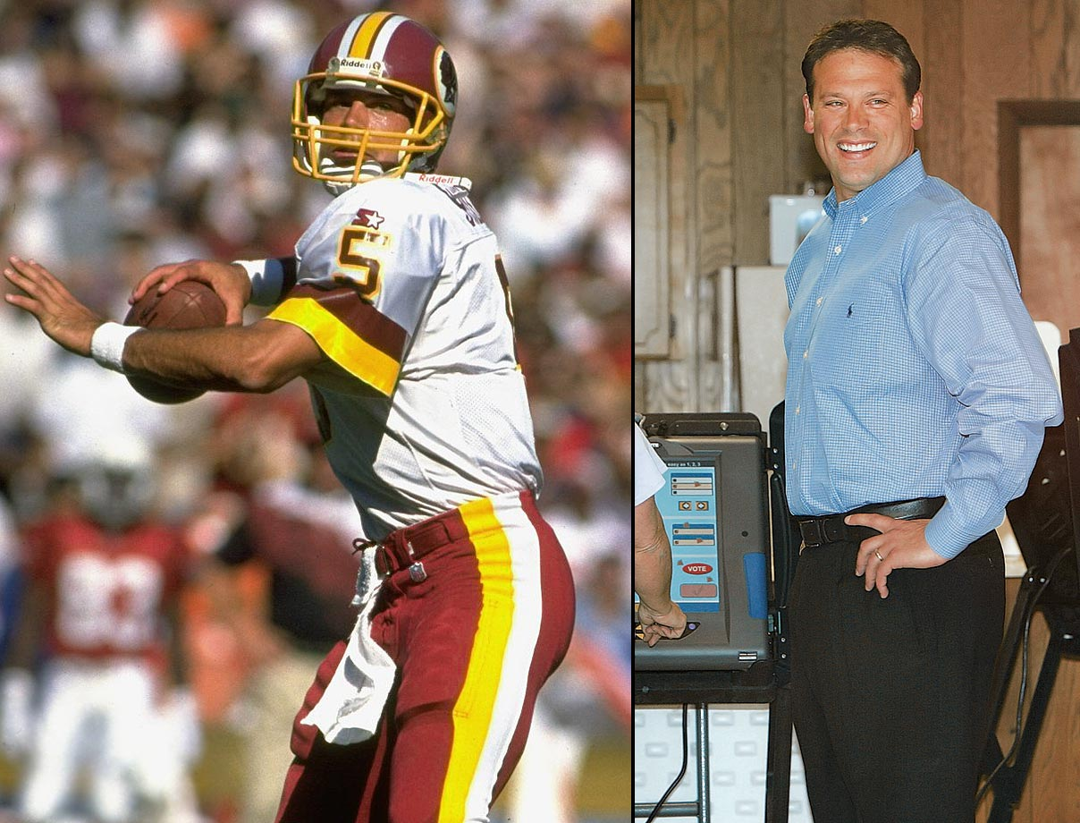 A Tennessee star, Shuler played for the Saints and Redskins before injuries ended his career. He returned to his home state of North Carolina, where he outsted Rep. Charles Taylor to help the Democrats take control of the U.S. House in 2006. Shuler was re-elected in 2008 and 2010.