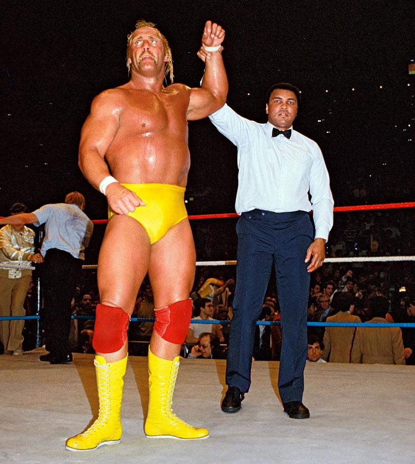 Hulk Hogan 80