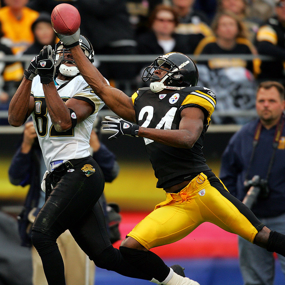 A two-time Super Bowl champion with the Pittsburgh Steelers, Ike Taylor announced his retirement in April after 12 NFL seasons. He was often tasked with covering the opposition's leading receiver in his 140 regular season games. More famously, he had an interception in helping the Steelers win Super Bowl XL over Seattle.