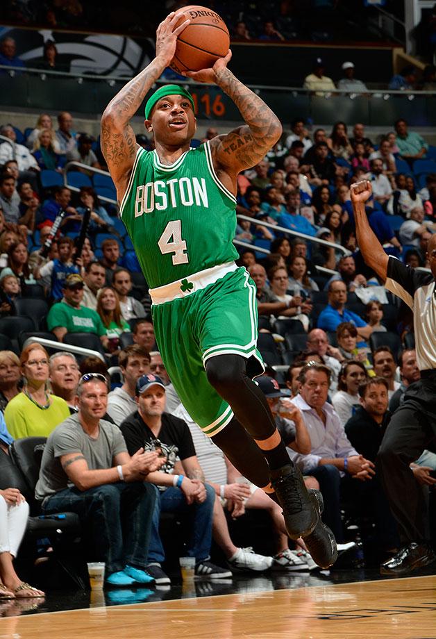 Celtics | Guard | Last year: 90