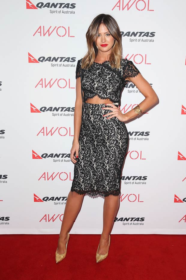 Jesinta Campbell :: Getty Images