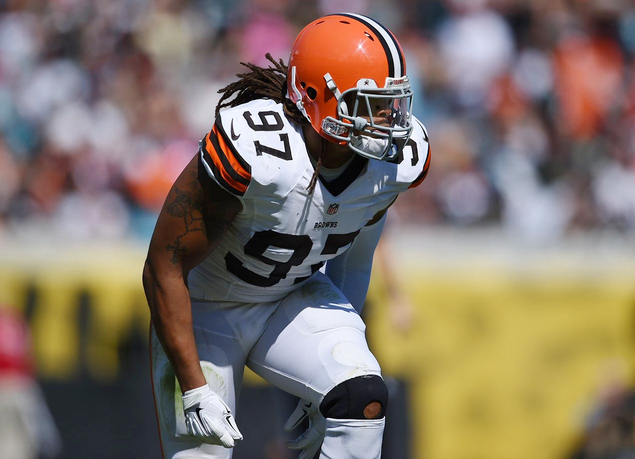 Sheard got a bit lost in Cleveland's defense over the last two seasons as an outside linebacker, but before that he was an outstanding run-stopping end. Bill Belichick, who understands how to maximize the abilities of his players like few other coaches, will likely play Sheard at his preferred position.