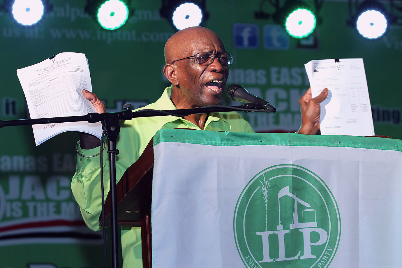 Even next to all the fools in FIFA, Jack Warner looks especially ridiculous. Not for taking millions in bribes, but for trying to cite The Onion in his defense.