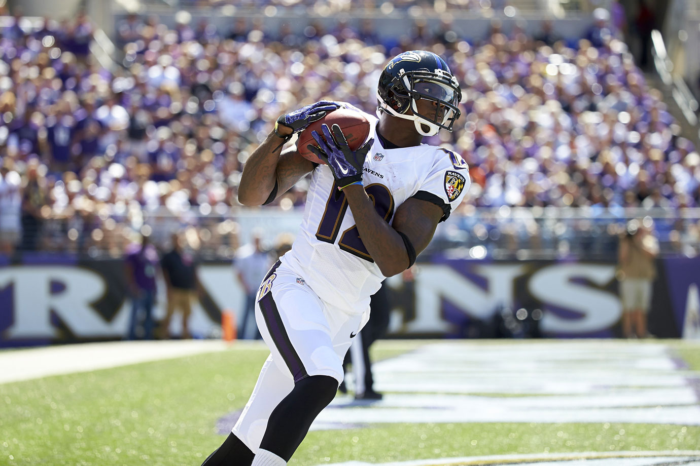 Old team: Ravens; New team: Chargers