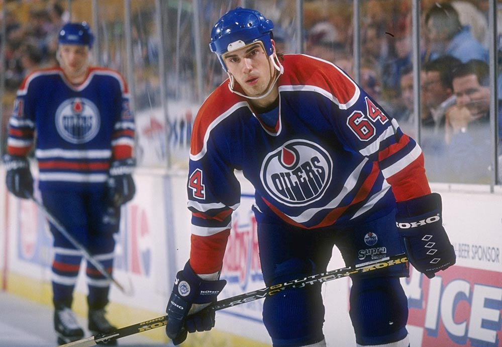 The ultimate great tools/no tool box cautionary tale. A former junior coach graded Bonsignore's potential with top marks for natural talent and zeroes for hockey sense and character. Bonsignore later admitted to his own immaturity but by that point it was far too late. He ended up playing 21 games for Edmonton before being cut adrift. Fortunately for the Oilers they compensated (somewhat) by taking Ryan Smyth two picks later.