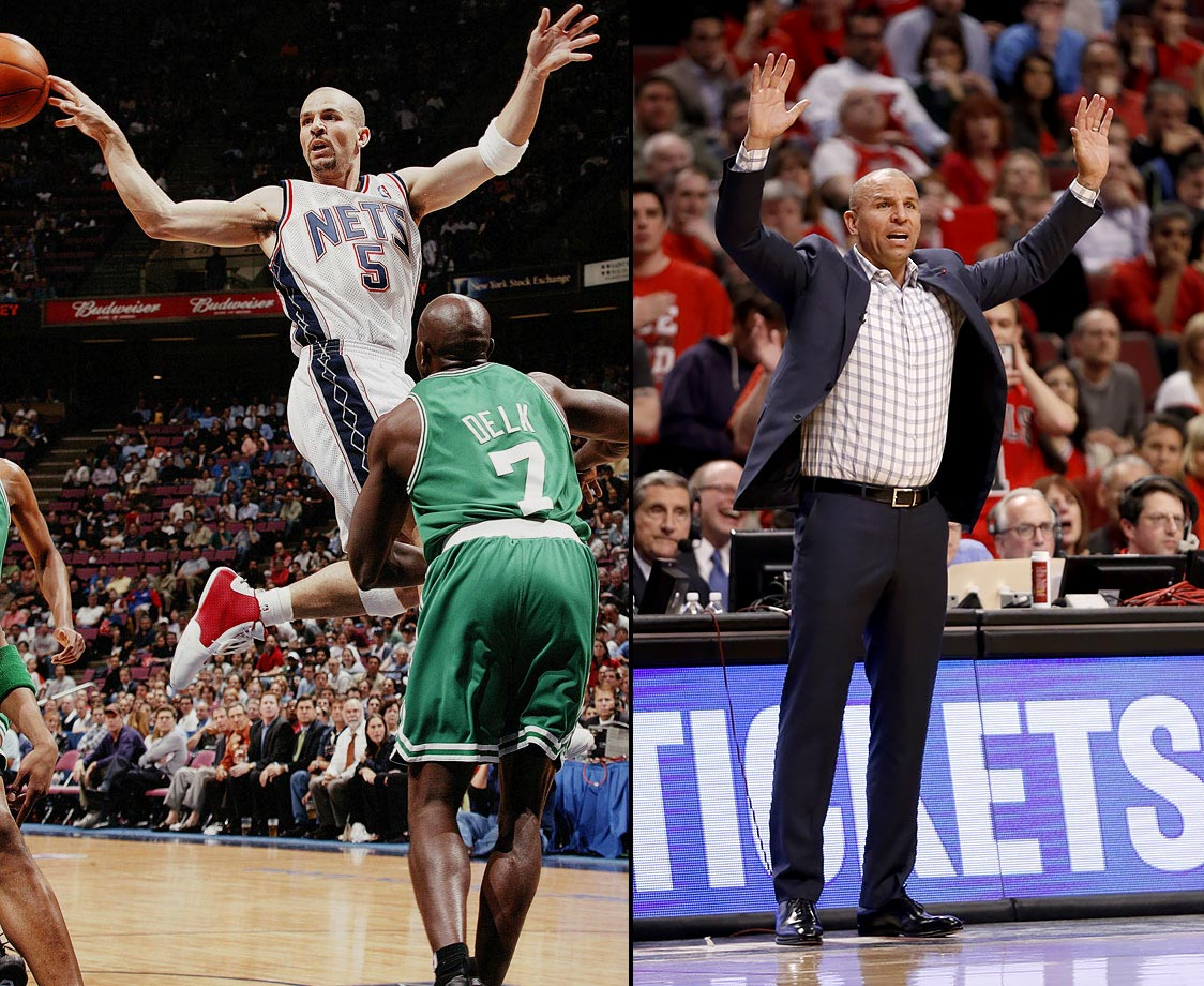 Kidd spent 19 years in the league, with the Suns, Mavericks, Nets and Knicks, before becoming Brooklyn coach just days after he retired in 2013. However, the 1994-95 Rookie of the Year, 10-time All-Star and 2011 champion with Dallas wore out his welcome with management and was traded to the Bucks after one season at the helm in which the Nets went 44-38 and lost in the Eastern Conference semifinals.