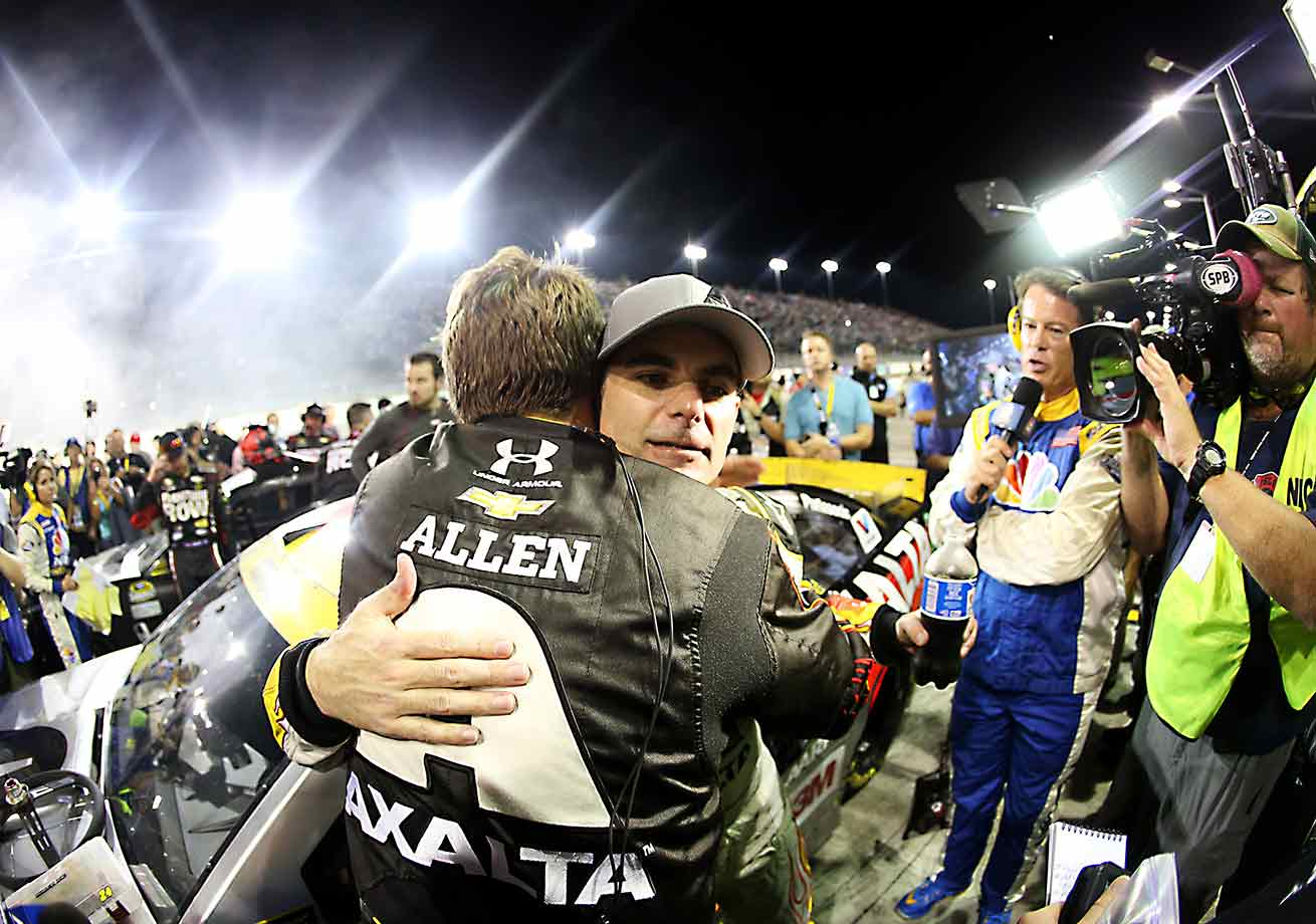 After a lifetime in NASCAR, Gordon, 43, decided this was the year he'd hang up his firesuit. He proved in 2015 that he had plenty left, grabbing four poles and a win at Martinsville to put himself in position to place among the last four drivers in the Cup championship hunt at Homestead. Though he raced valiantly and even led the pack around a few times, he didn't have enough oomph in his No. 24 to catch Kyle Busch. Nevertheless, he leaves on a high note—with 93 wins, four Cup series titles and the satisfaction of having forever changed the face of the sport.