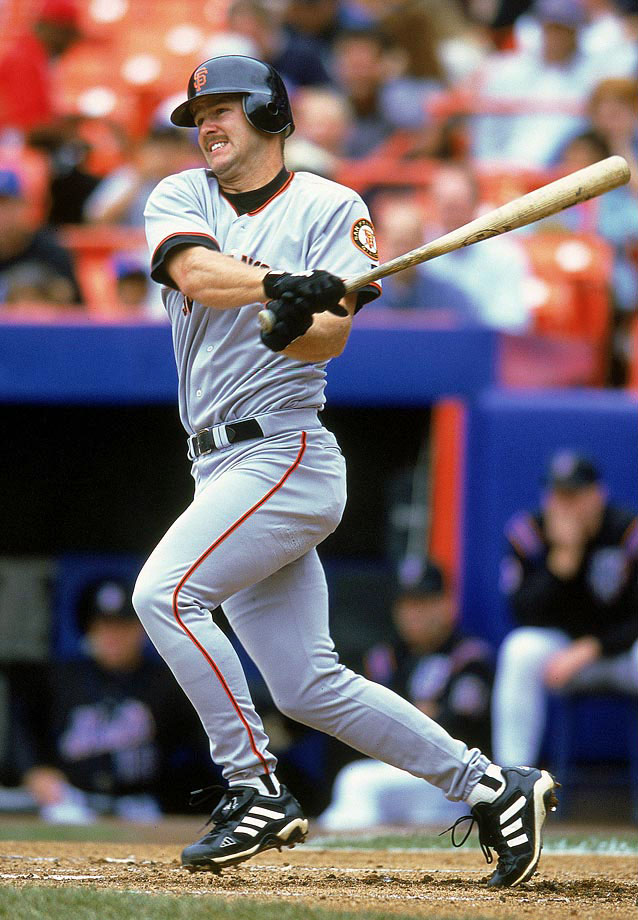 One of the best hitting second basemen of all time, Jeff Kent saw his career take off upon joining the Giants in 1997, eight years after being drafted in the 20th round of the 1989 Draft. He hit 175 home runs in six years with San Francisco and won the 2000 NL MVP Award.