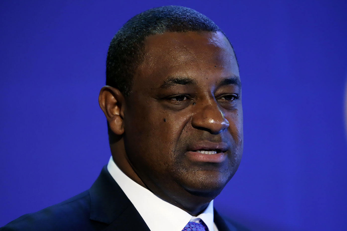 Ex–Cayman Islands federation and CONCACAF president; FIFA Vice President