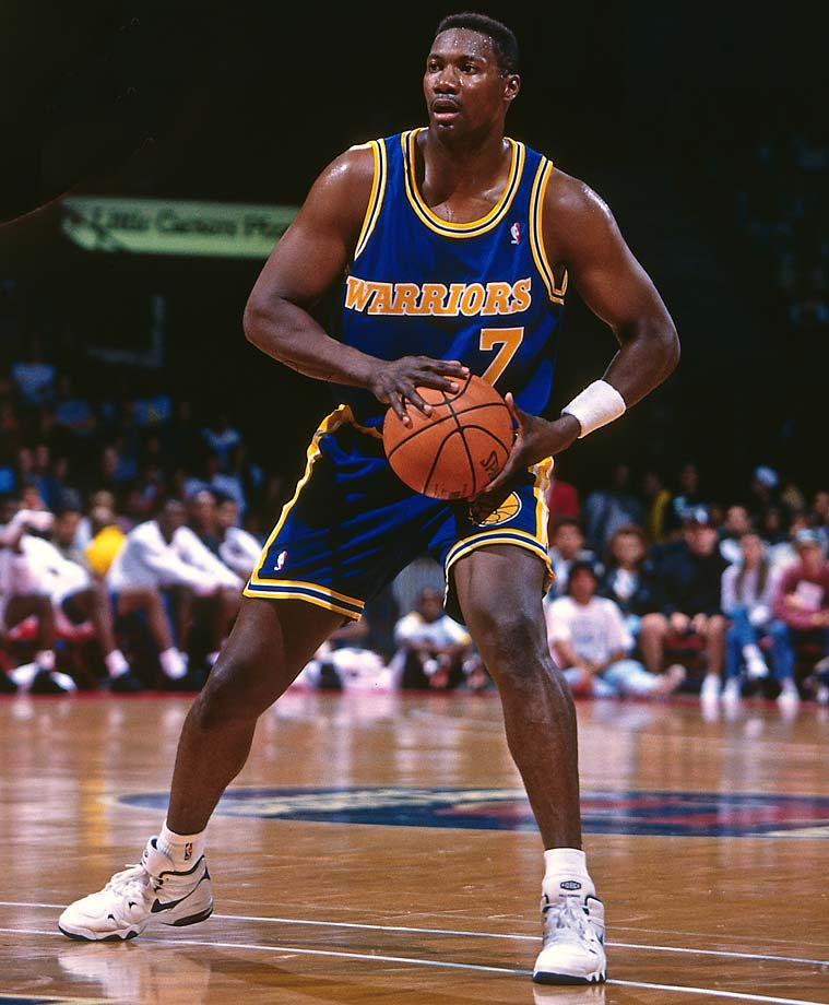 Kersey played in 76 games for the Golden State Warriors in the 1995-96 season.