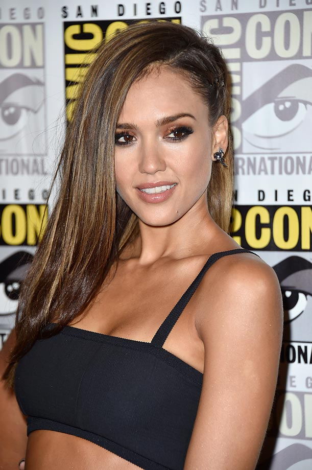 Jessica Alba :: Frazer Harrison/Getty Images