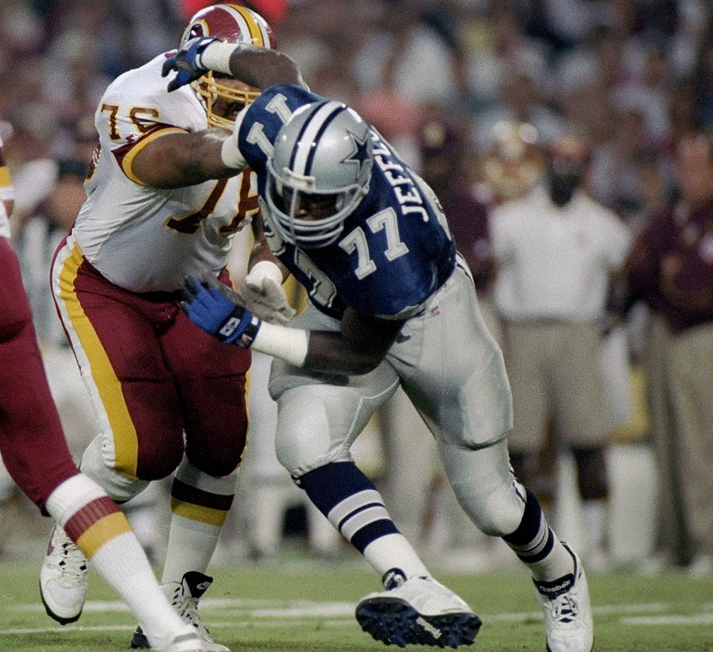 November 10, 1985 — Dallas Cowboys vs. Washington Redskins