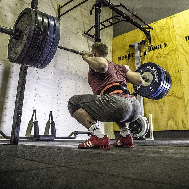 Jonne Koski was introduced to CrossFit by top European athlete Tuomas Vainio and now trains with 2009 CrossFit Games champion, Mikko Salo. The 19-year-old lives in Pori, Finland, and trains at CrossFit Varasto, the new box in his hometown, run and owned by Salo.