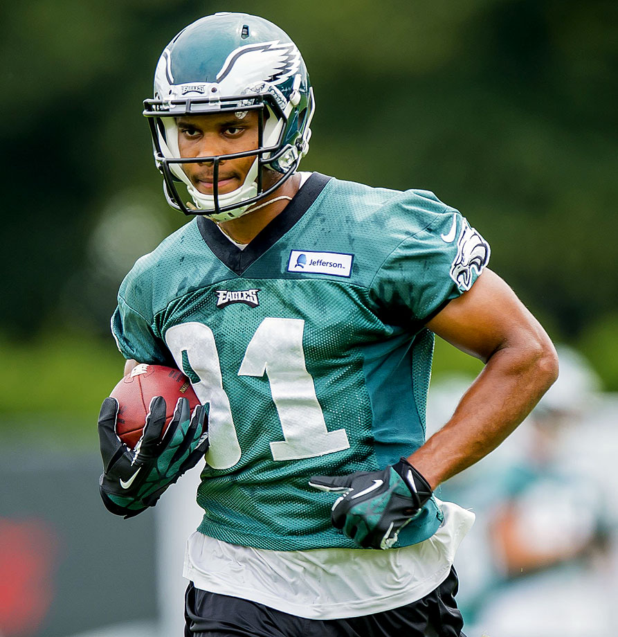 DeSean Jackson's departure opens the door for Matthews to step up. The 2014 season could turn into a perfect storm for Matthews to succeed with Jeremy Maclin coming off a torn ACL and Riley Cooper coming off a career season.