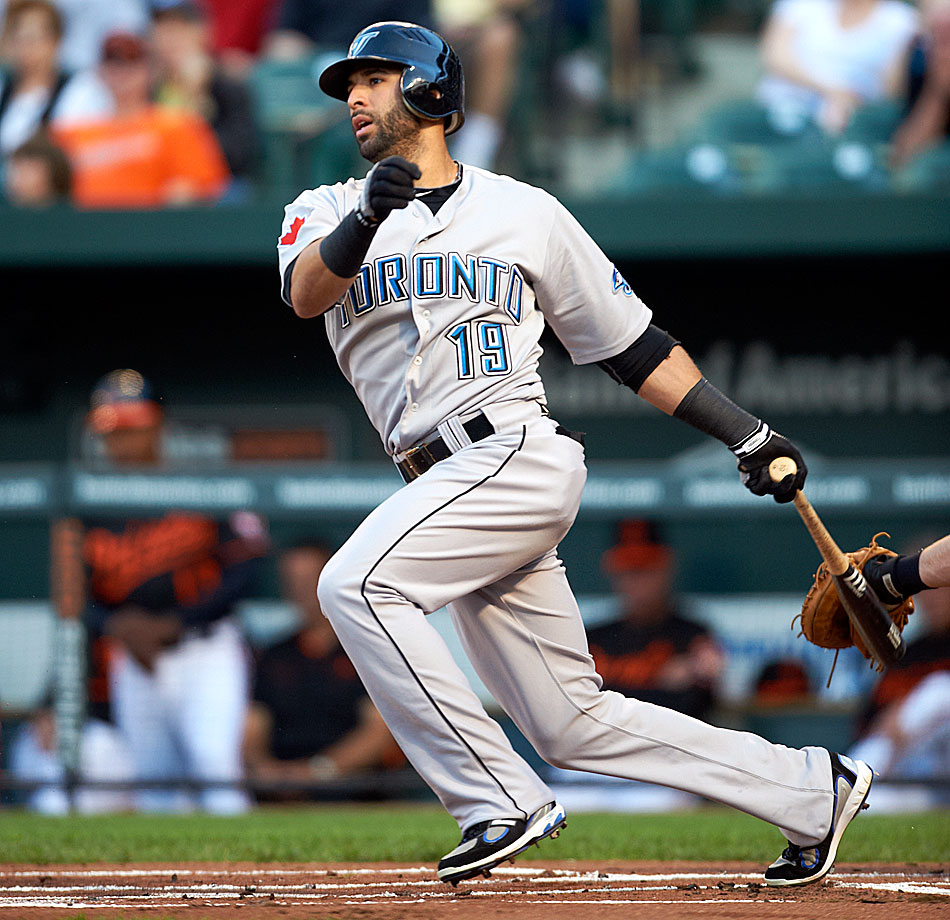 Bautista is the definition of a late bloomer. It wasn't until 10 years after the Pirates drafted him that Joey Bats found his swing, leading the majors in home runs in both 2010 (54) and 2011 (43) with Toronto. Bautista was a six-time consecutive All Star from 2010-15.