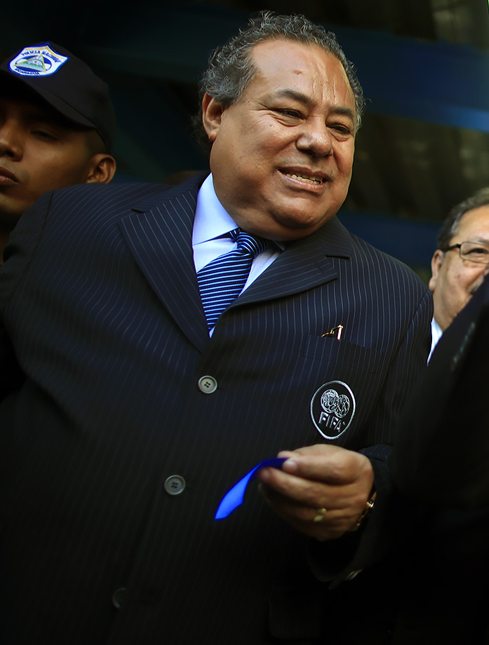 Ex–Nicaragua federation and Central American Football Union president