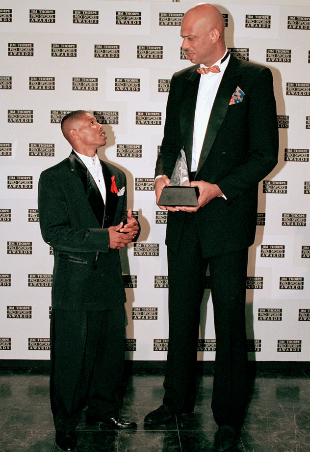NBA tallest and shortest players together - Photo Gallery | SI com