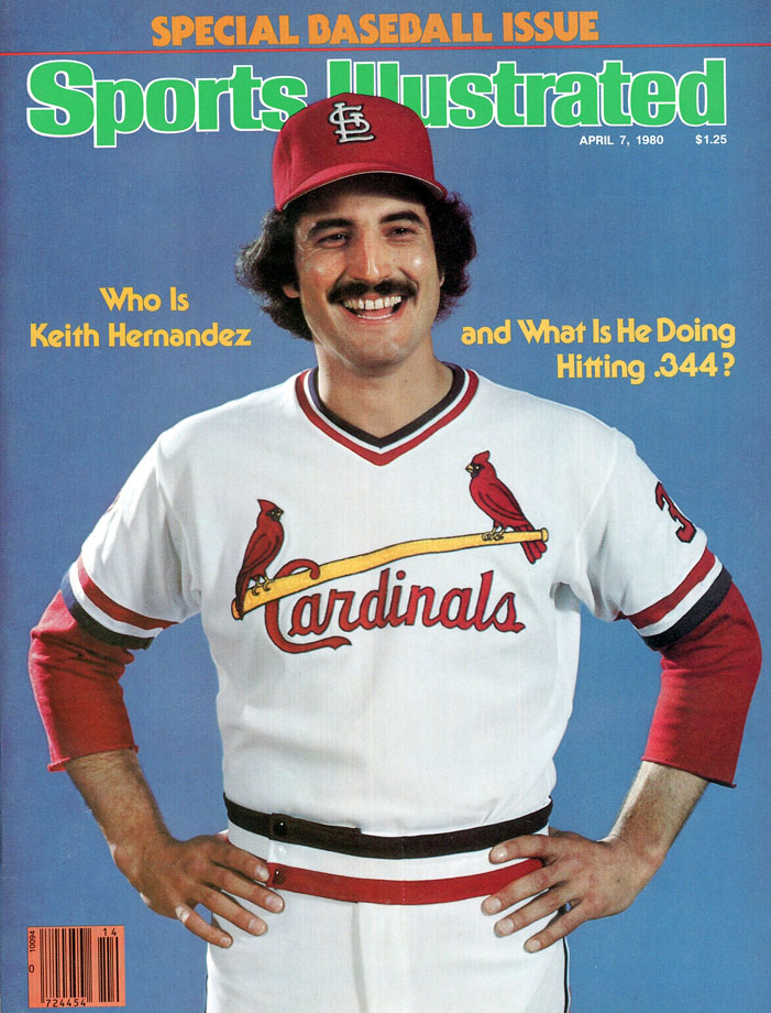 Keith Hernandez surpassed the Cardinals' expectations when they drafted him in the 42nd round. Hernandez played in the majors for 16 years and won two World Series, 11 Gold Gloves, as well as the 1979 NL co-MVP Award.